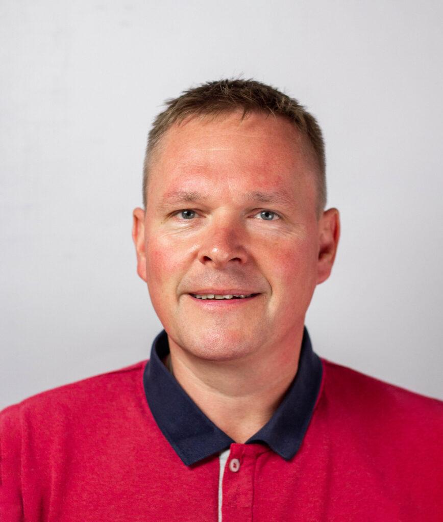 portrætbillede af medarbejder hos Toppenberg