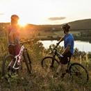 Cykling Fjällen