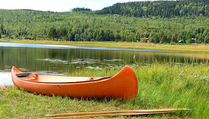 Canoe Motjärnen