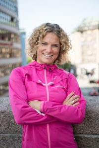 Catarina Henriksson, Träningsinspiratören