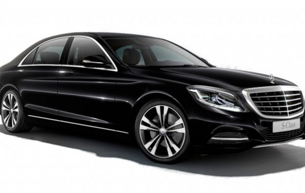 Mercedes Benz S long Version transfer Ibiza