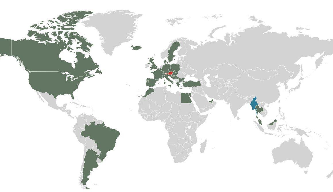 Travelmap 1