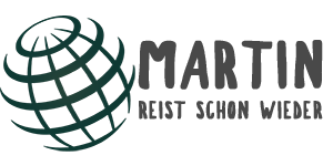 Martin reist schon wieder - Reiseblog von Martin Jordan