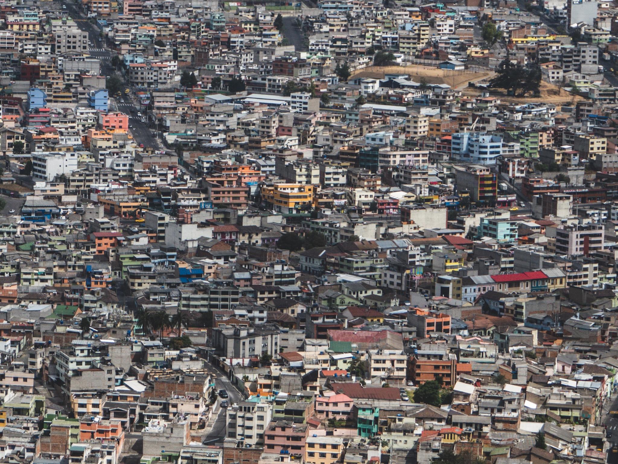 Quito - in der höchstgelegenen Hauptstadt der Welt 18