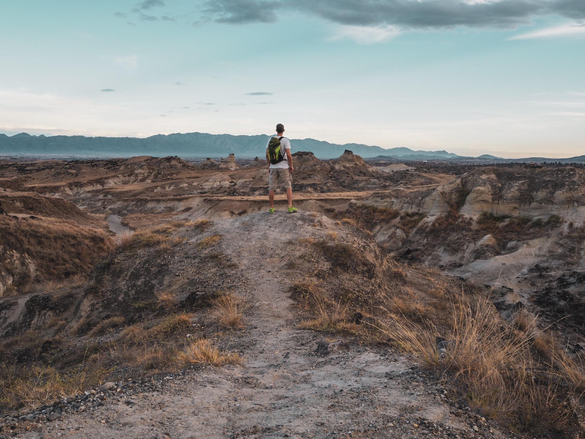 Desierto de la Tatacoa - Die Einfachheit der Wüste 7