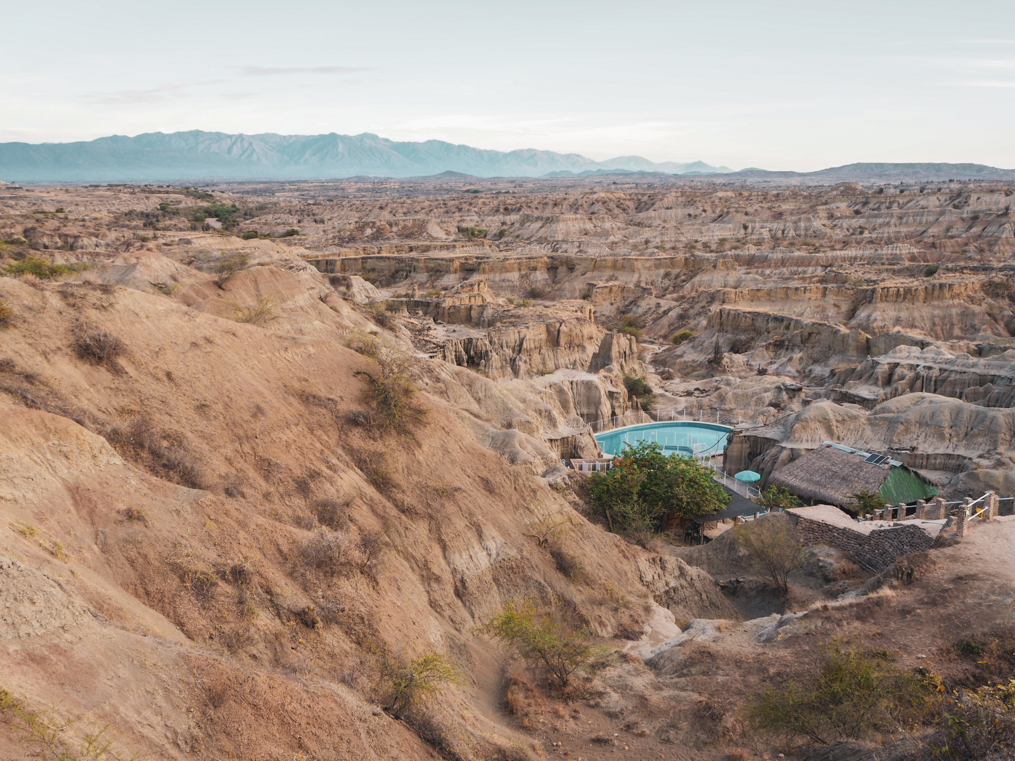 Desierto de la Tatacoa - Die Einfachheit der Wüste 9