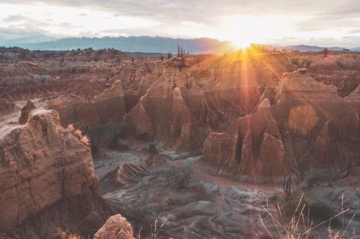 Desierto de la Tatacoa - Die Einfachheit der Wüste 1