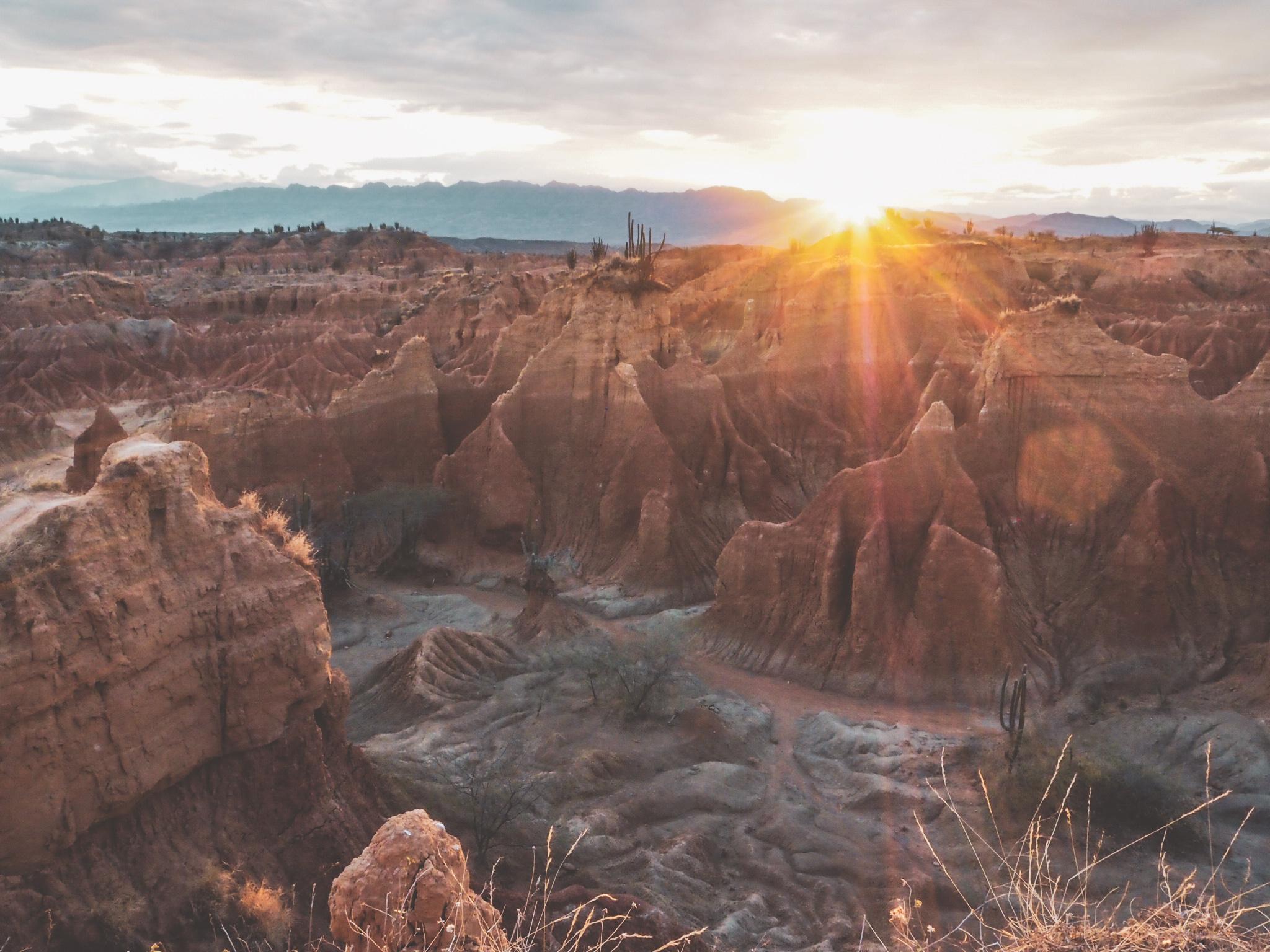 Desierto de la Tatacoa - Die Einfachheit der Wüste 21