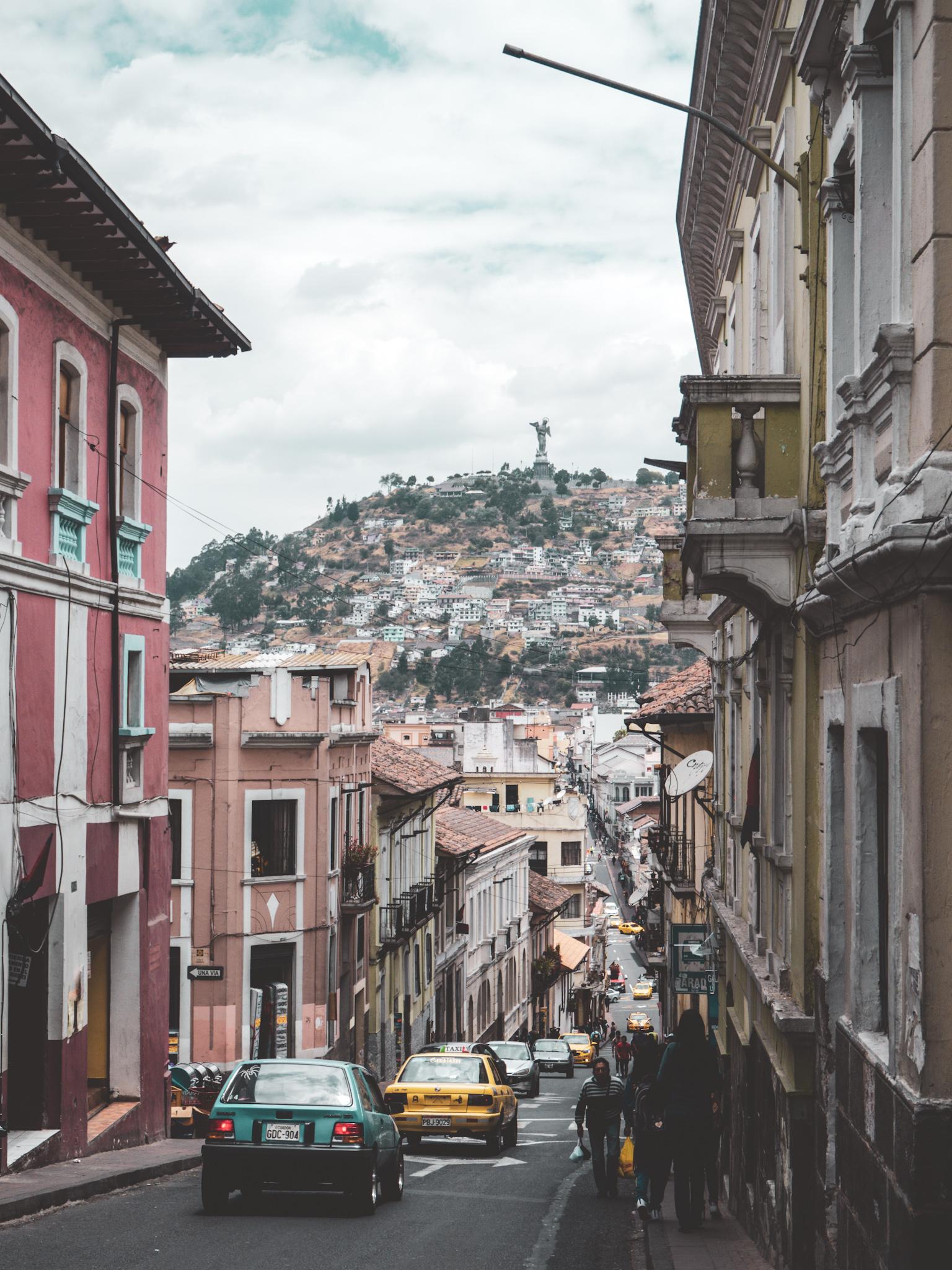 Quito - in der höchstgelegenen Hauptstadt der Welt 7