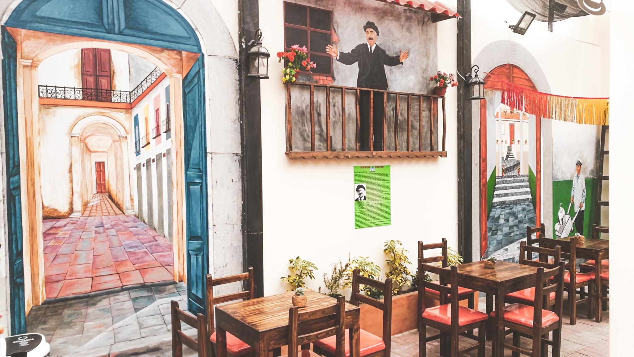 Quito - in der höchstgelegenen Hauptstadt der Welt 12
