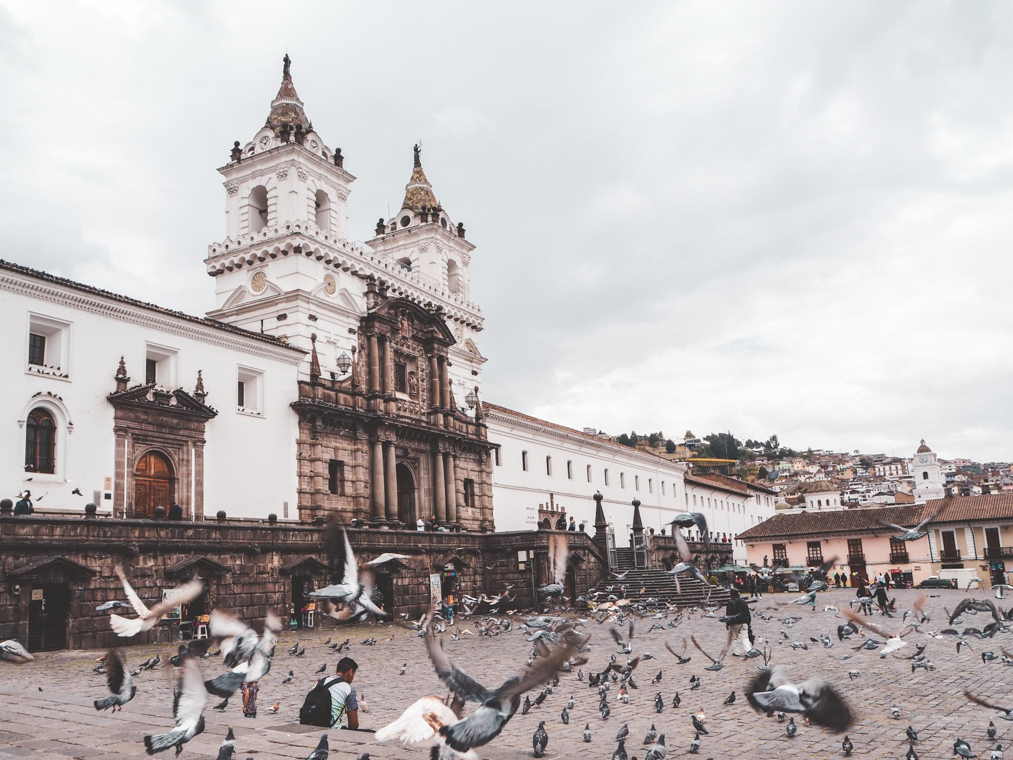 Quito - in der höchstgelegenen Hauptstadt der Welt 10