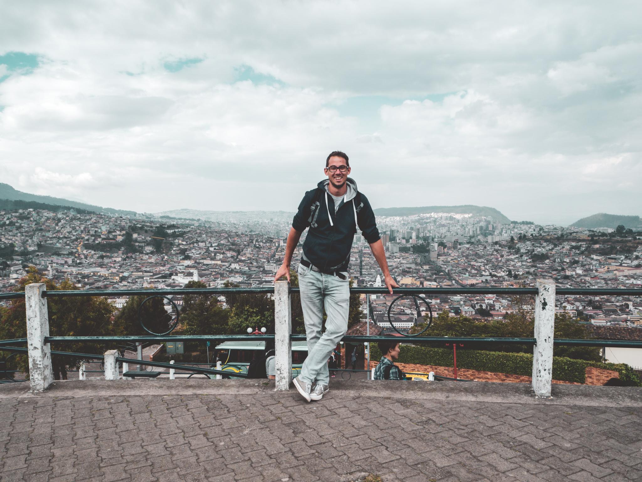 Quito - in der höchstgelegenen Hauptstadt der Welt 9