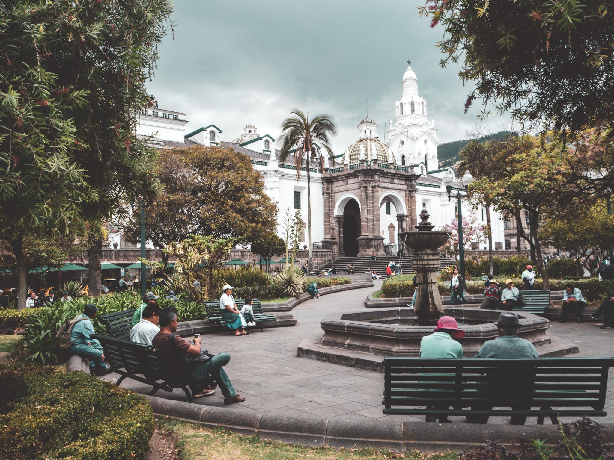 Quito - in der höchstgelegenen Hauptstadt der Welt 6