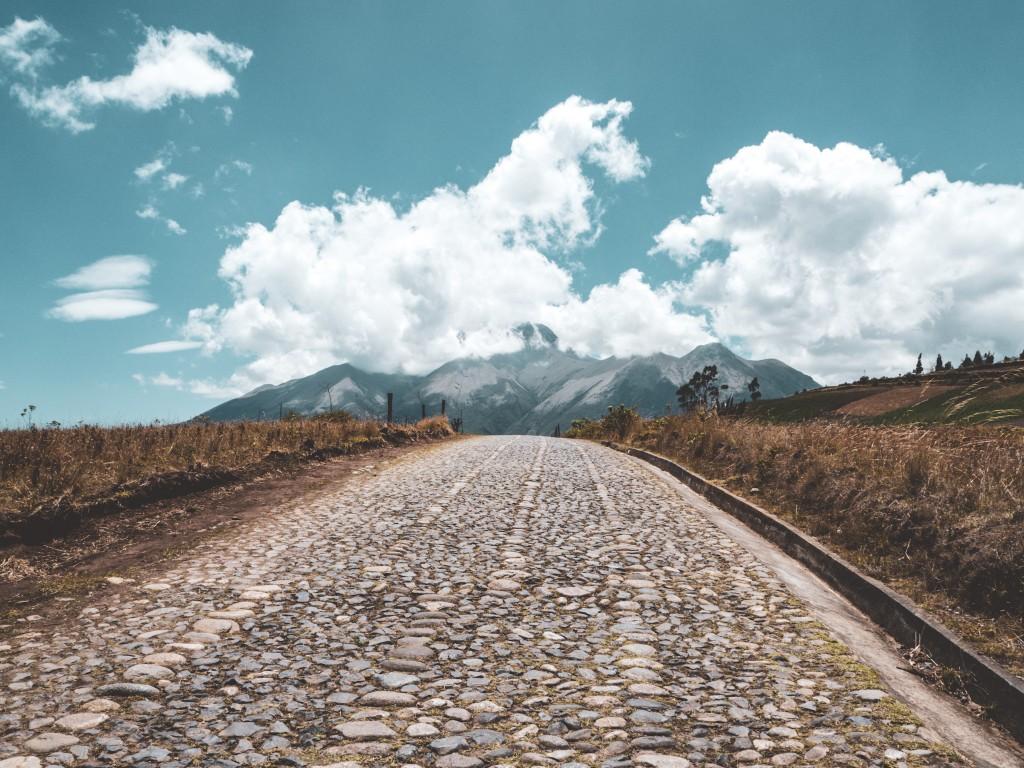 Otavalo, die Vulkane und ich 2