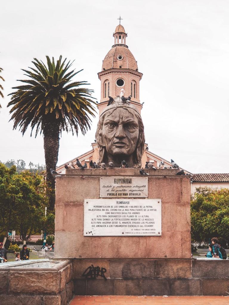 Otavalo, die Vulkane und ich 4