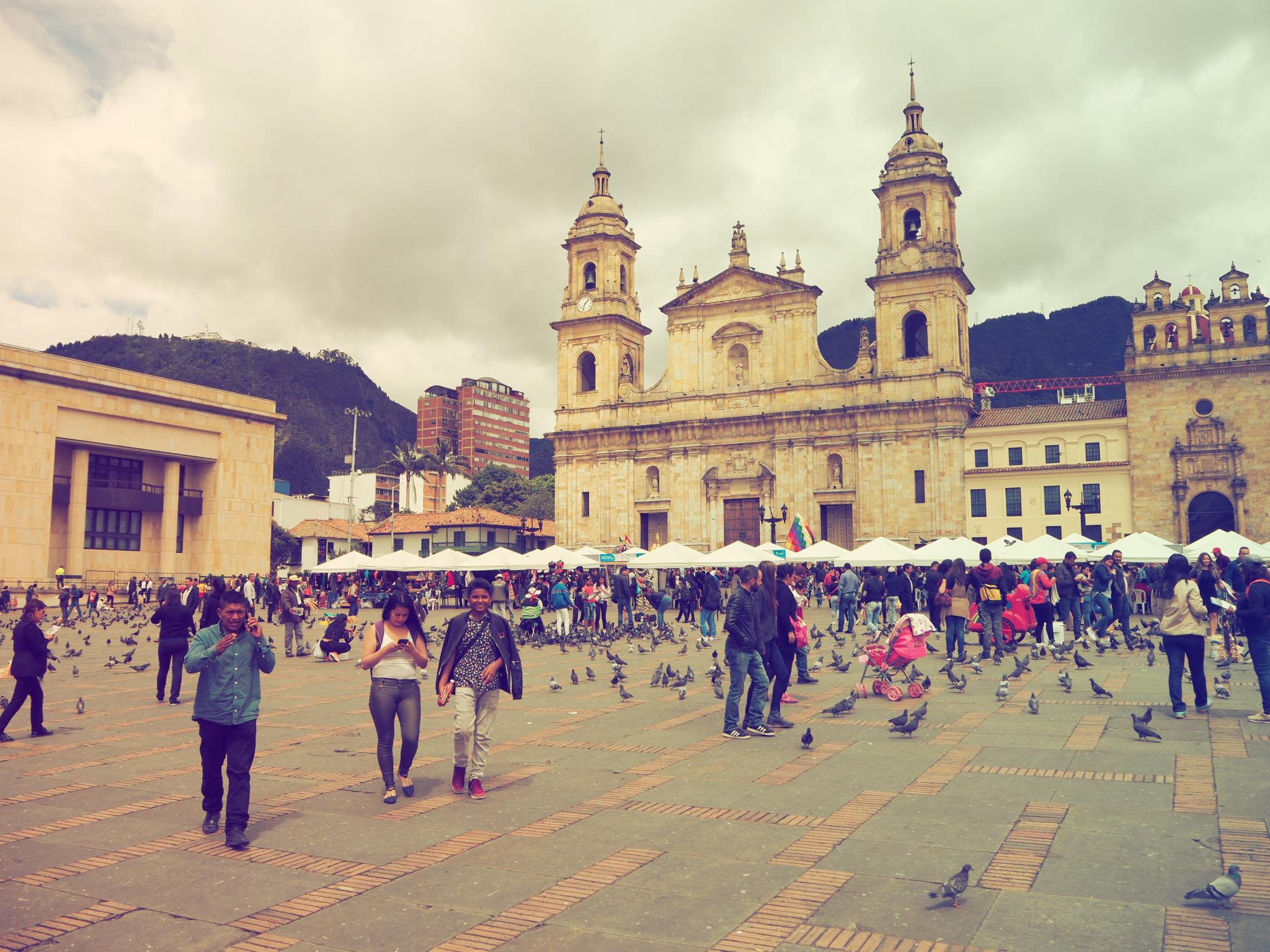 Buenos dias Bogota 3