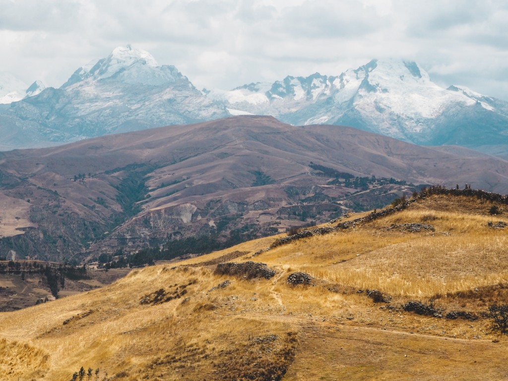 In die Berg bin i gern - Huaraz, Peru 2