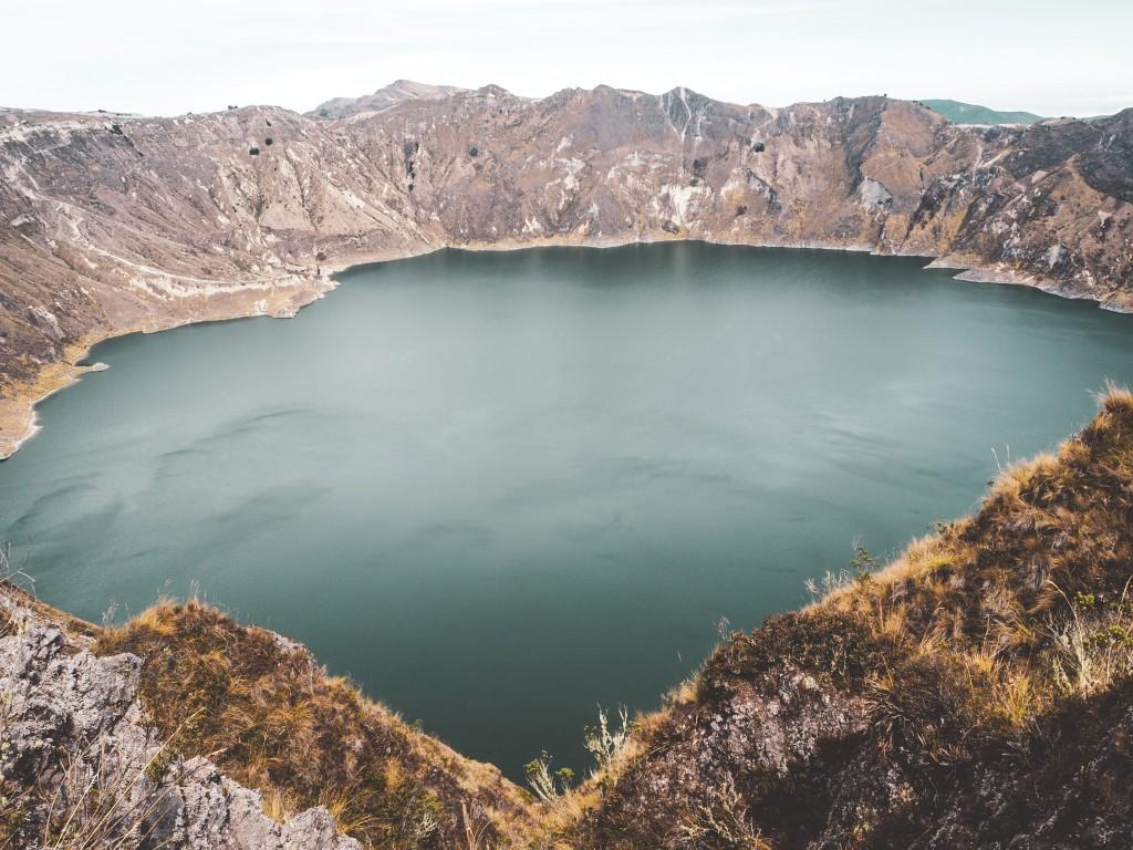 Quilotoa - Gratwanderungen in Ecuador 11