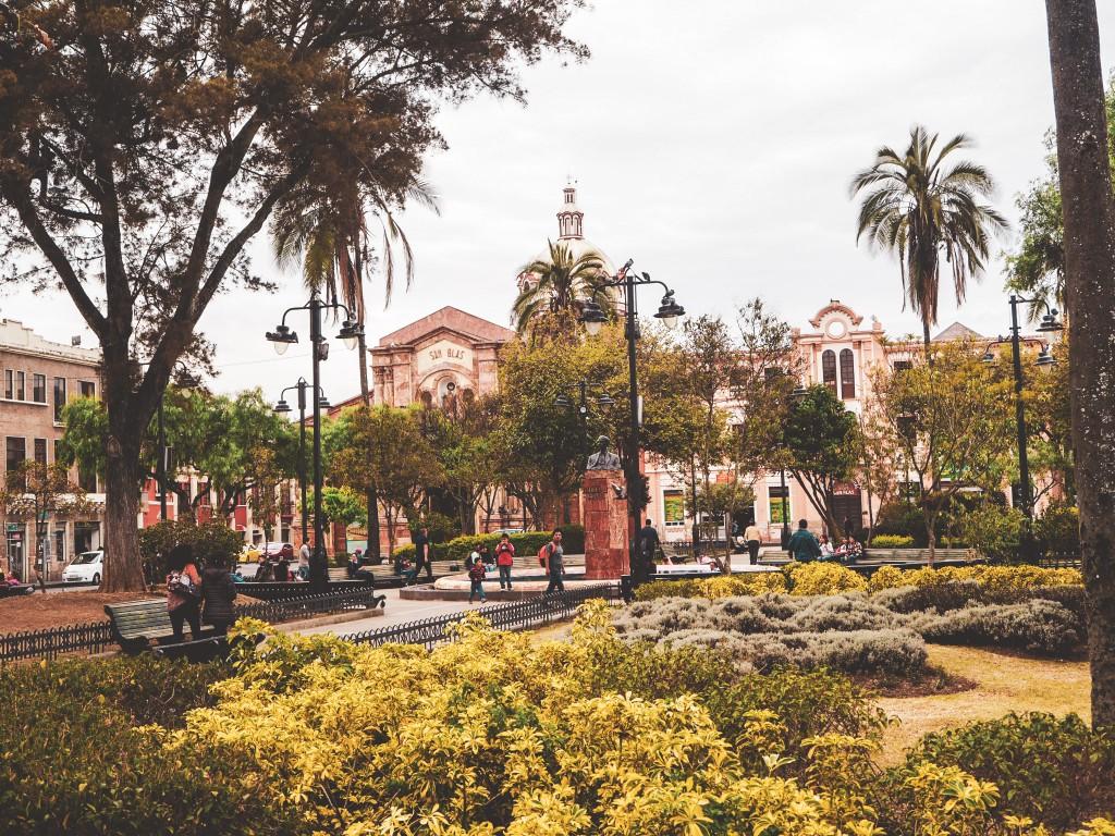 Cuenca - Little Austria mitten in Ecuador 7