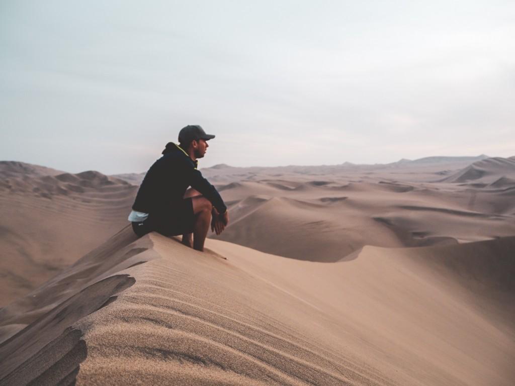 Über Lima und Wüstenpinguine 8