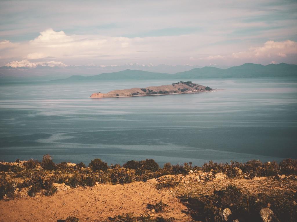 An der Copacabana und am Titikaka See 10