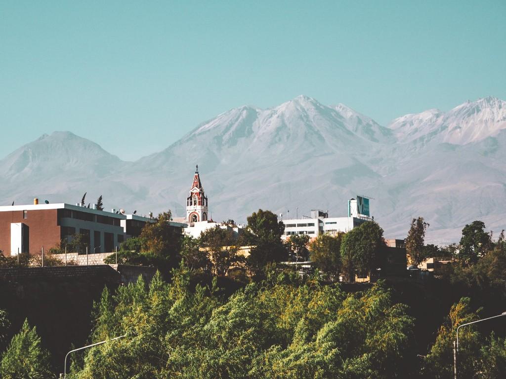 Arequipa - in der entspannten Stadt im Süden Perus 3