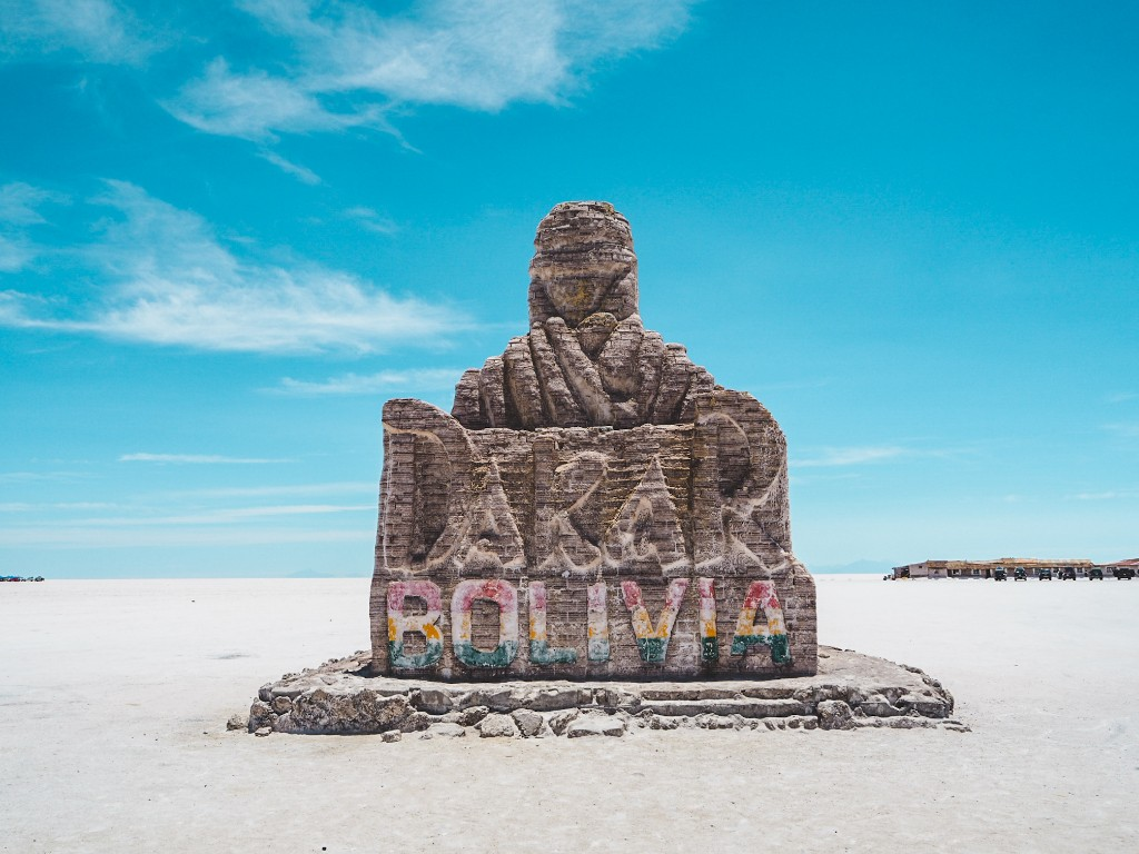 Salar Uyuni - mit einer Prise Salz 6