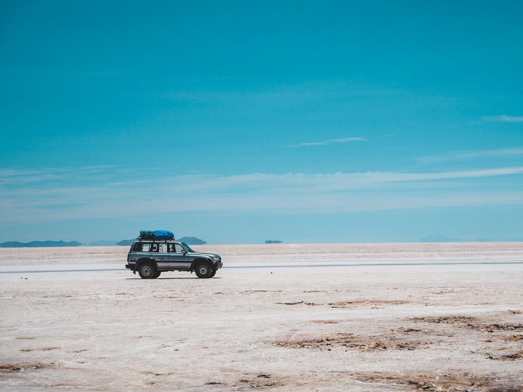 Salar Uyuni - mit einer Prise Salz 4