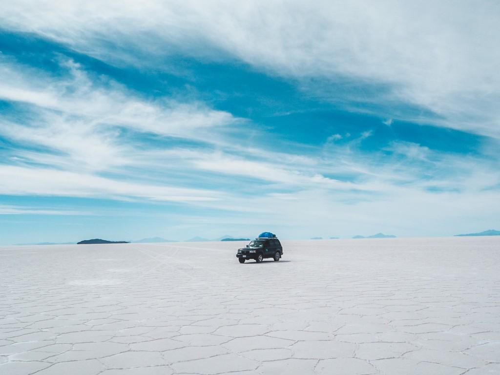 Salar Uyuni - mit einer Prise Salz 7