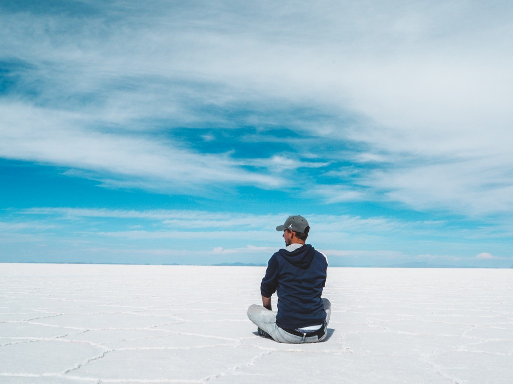 Salar Uyuni - mit einer Prise Salz 1
