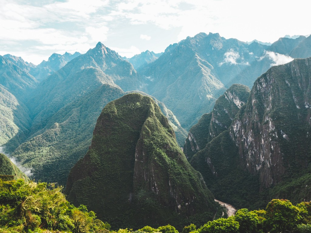 Machu Pichu - Conquest of paradise 3