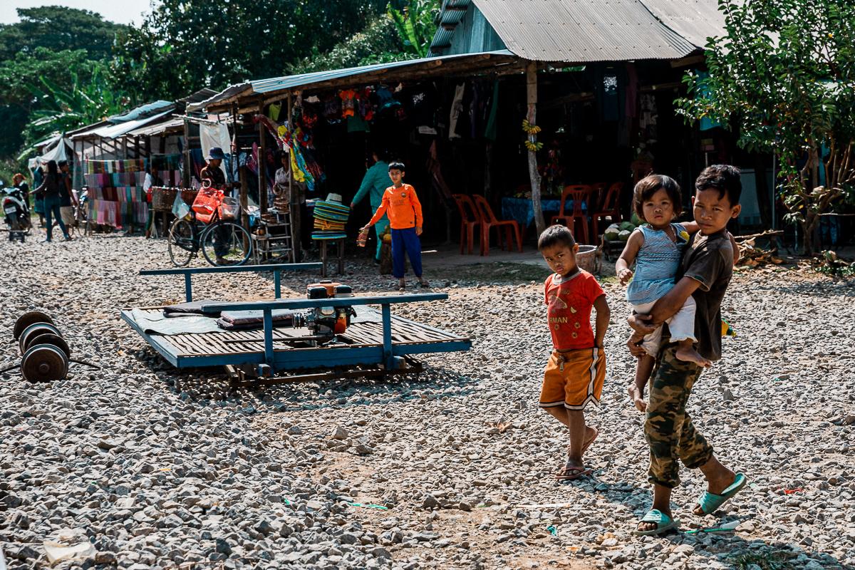 Battambang - Kambodschas Landleben 21