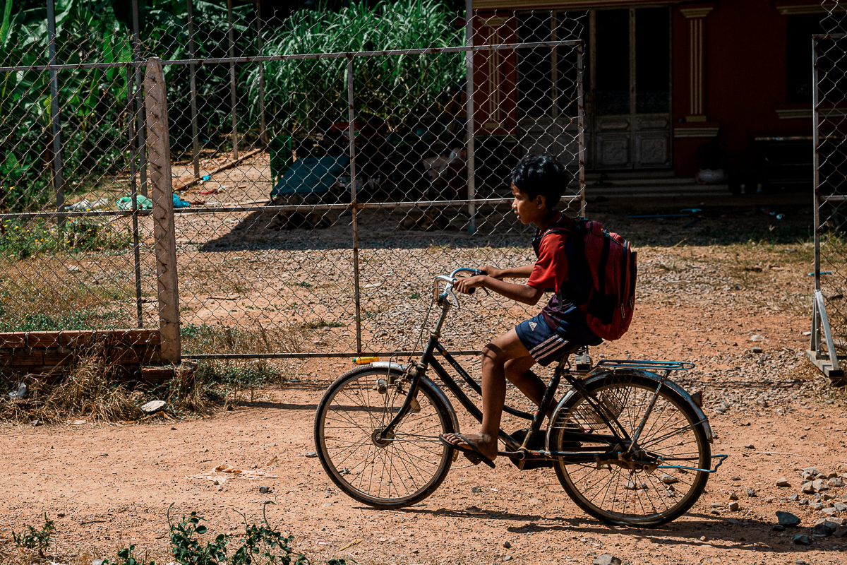 Battambang - Kambodschas Landleben 25