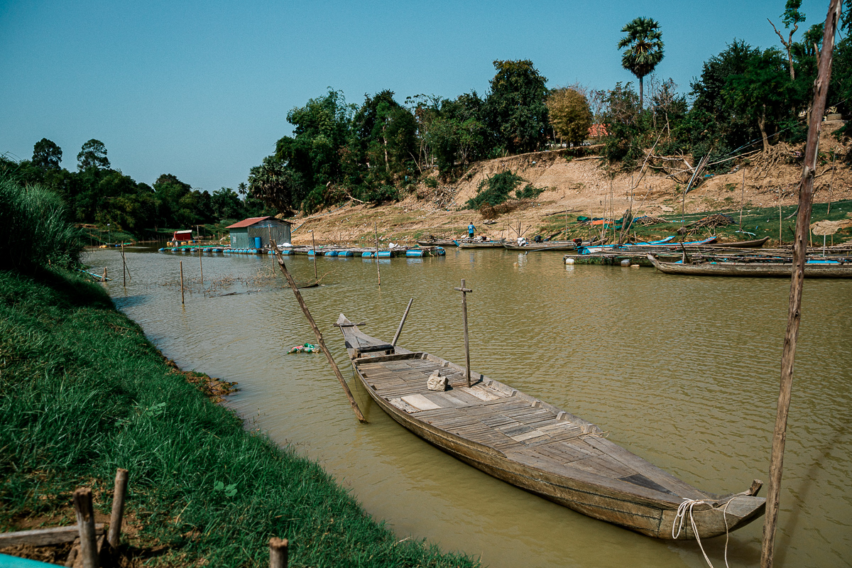 Battambang - Kambodschas Landleben 34