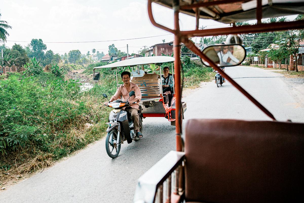 Battambang - Kambodschas Landleben 67