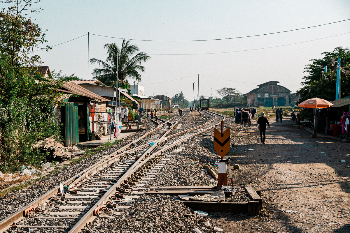 Battambang - Kambodschas Landleben 8