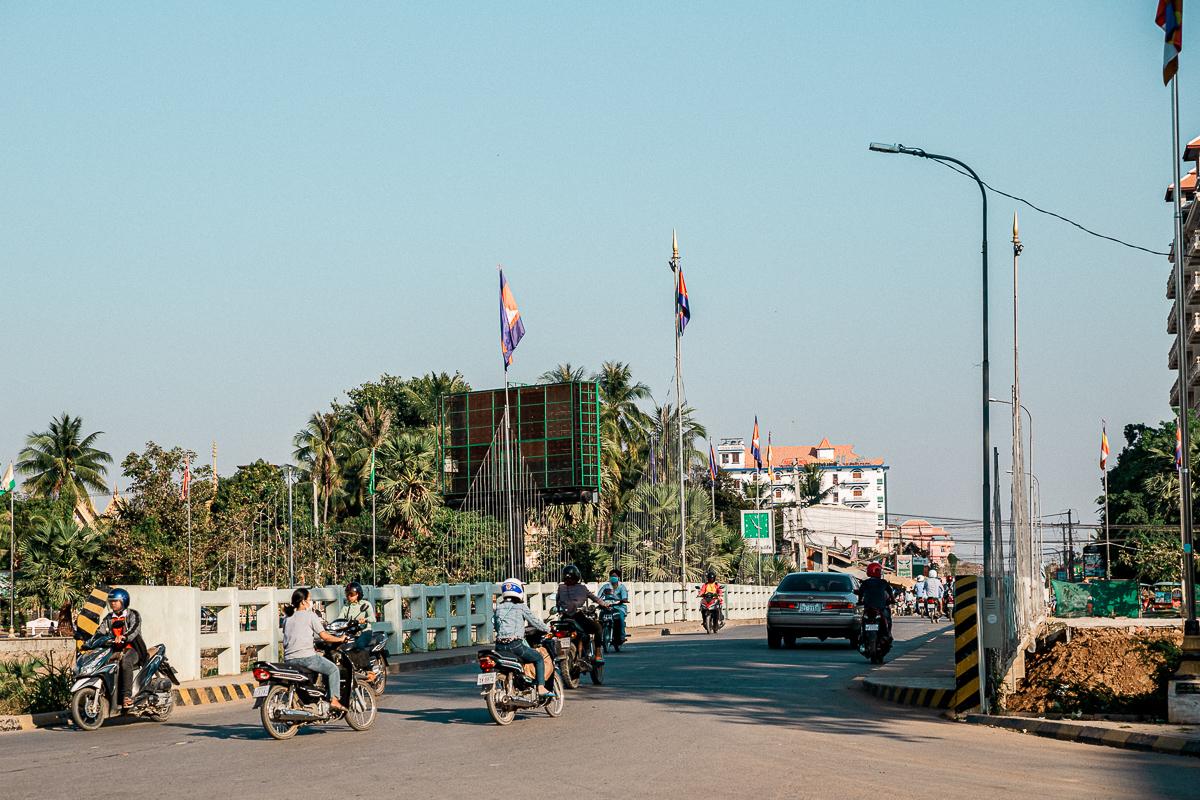 Battambang - Kambodschas Landleben 7