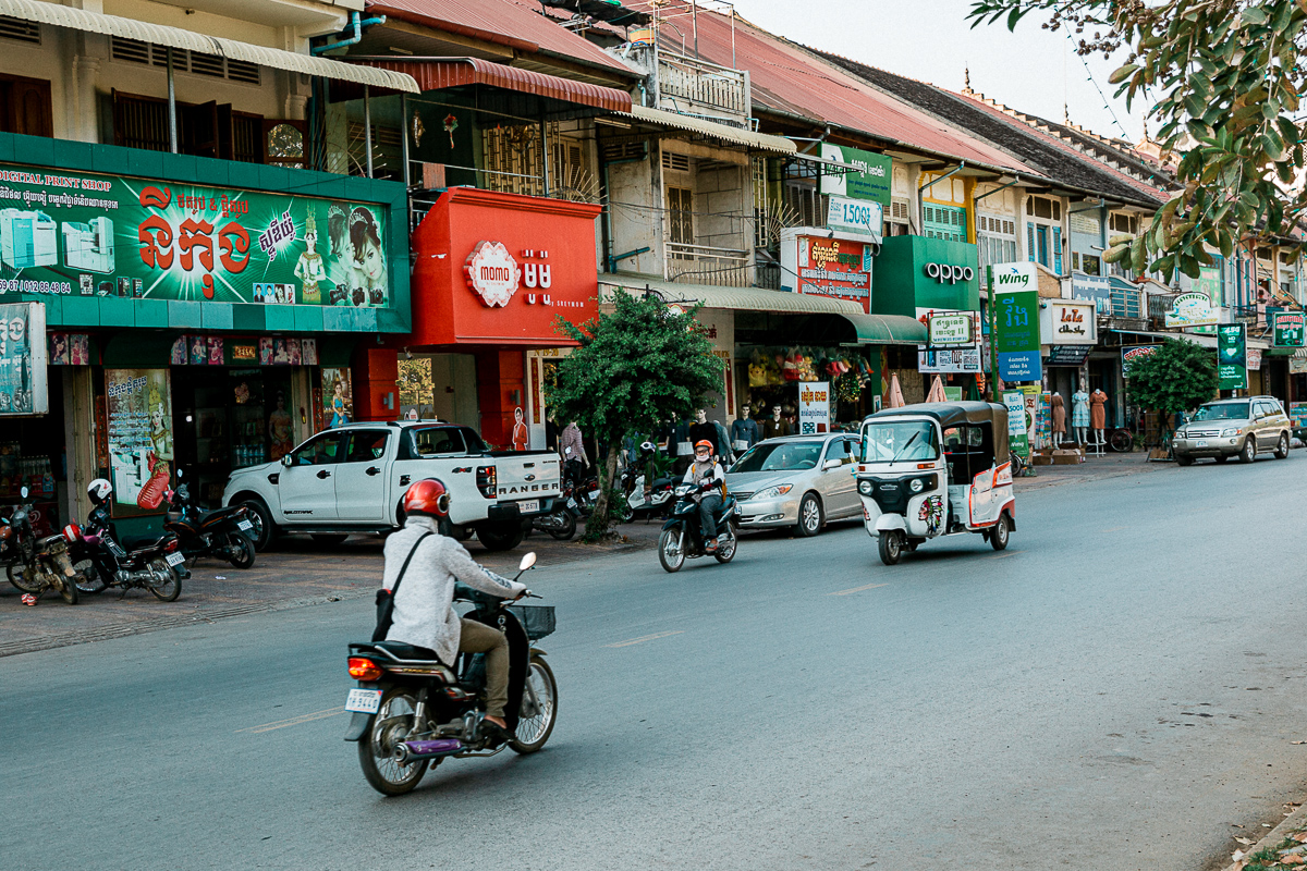 Battambang - Kambodschas Landleben 6