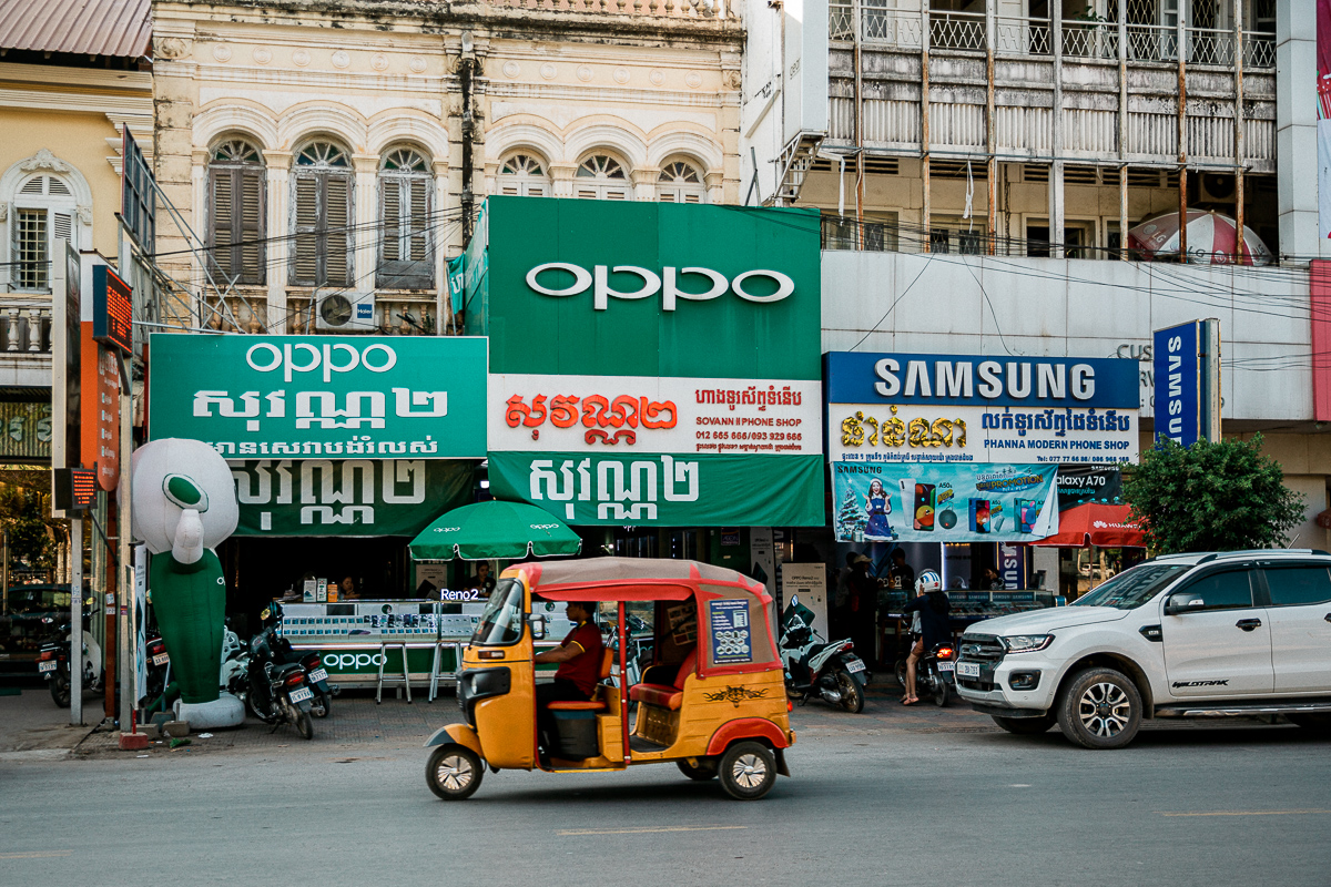 Battambang - Kambodschas Landleben 5