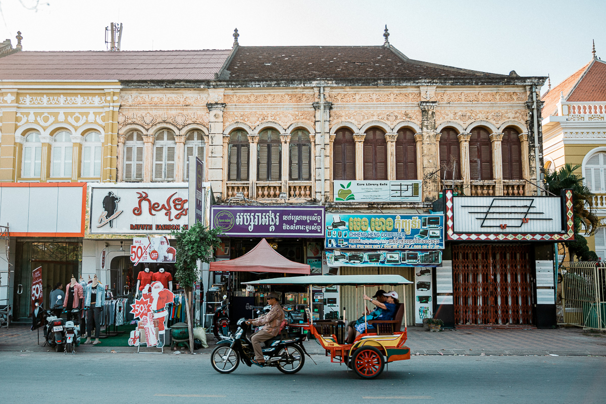 Battambang - Kambodschas Landleben 3