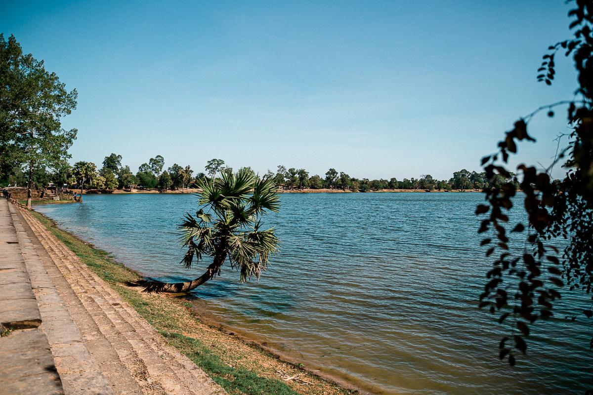Angkor Wat und die lachenden Gesichter Kambodschas 53