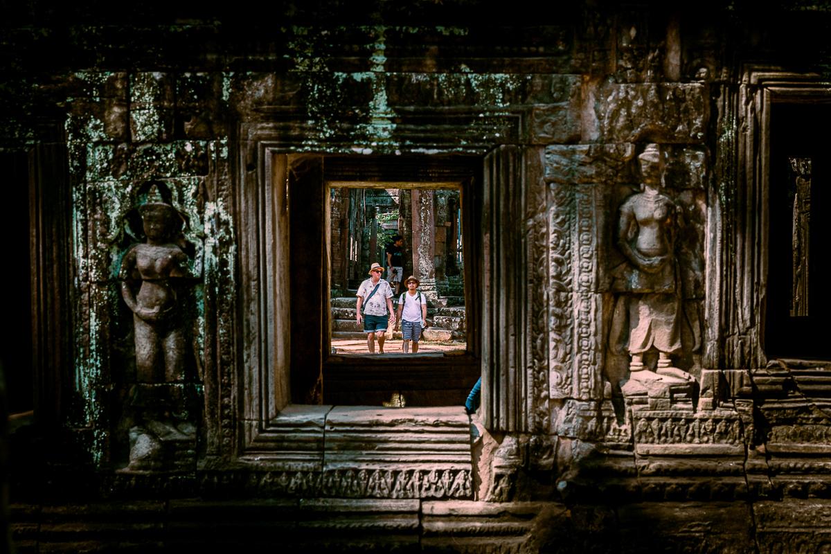 Angkor Wat und die lachenden Gesichter Kambodschas 25
