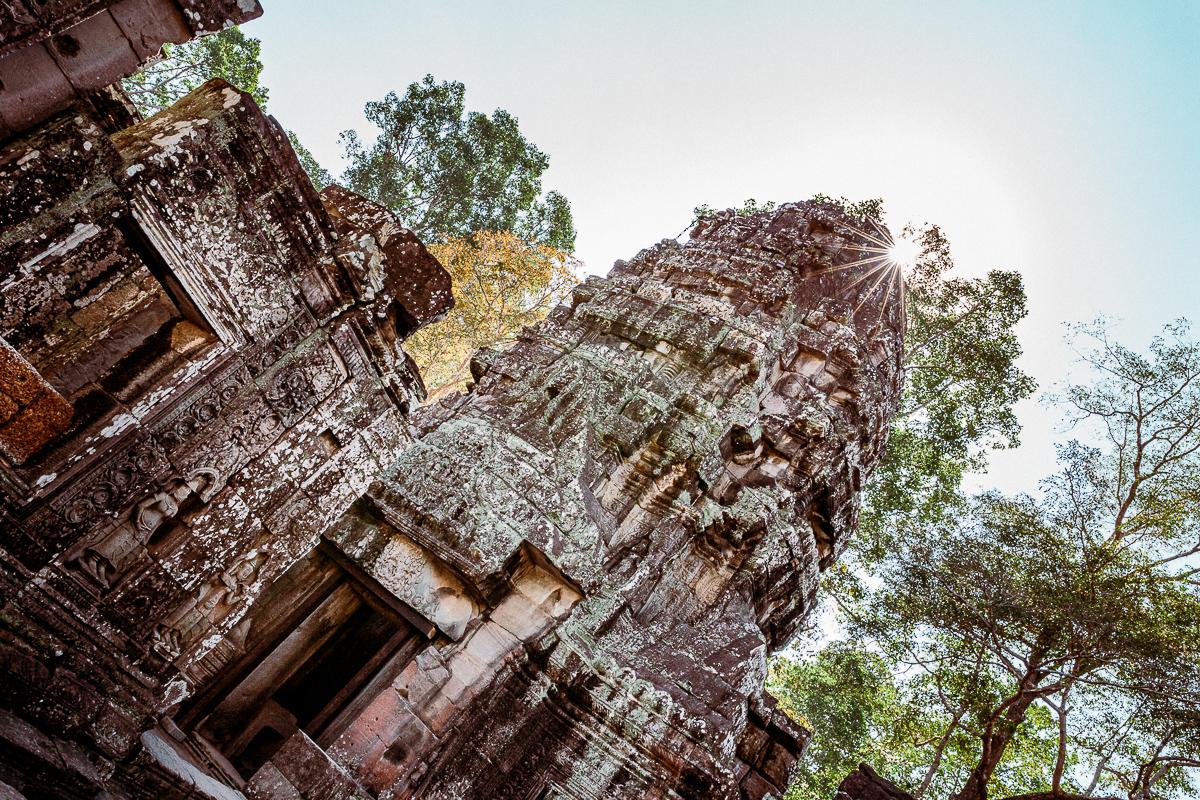 Angkor Wat und die lachenden Gesichter Kambodschas 23