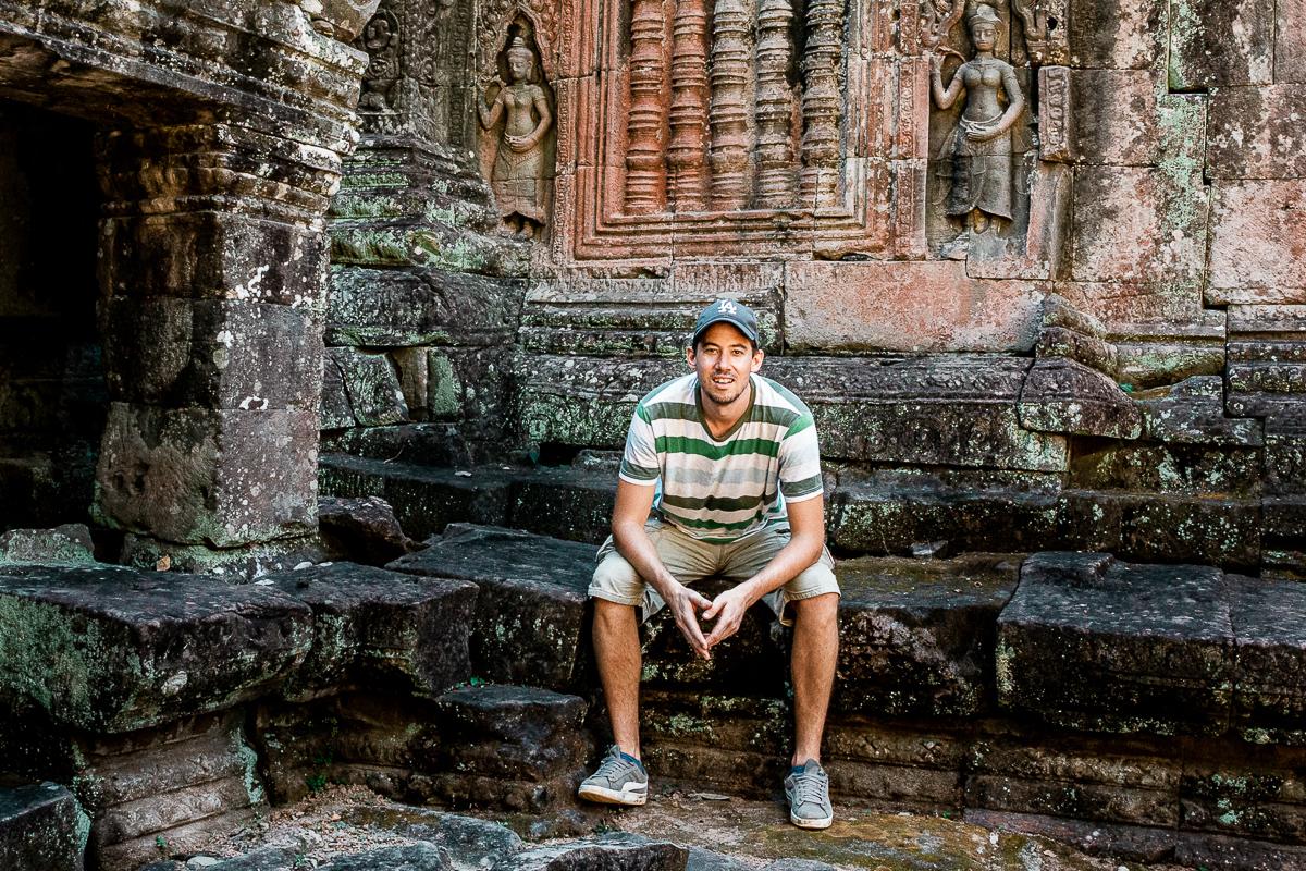 Angkor Wat und die lachenden Gesichter Kambodschas 21