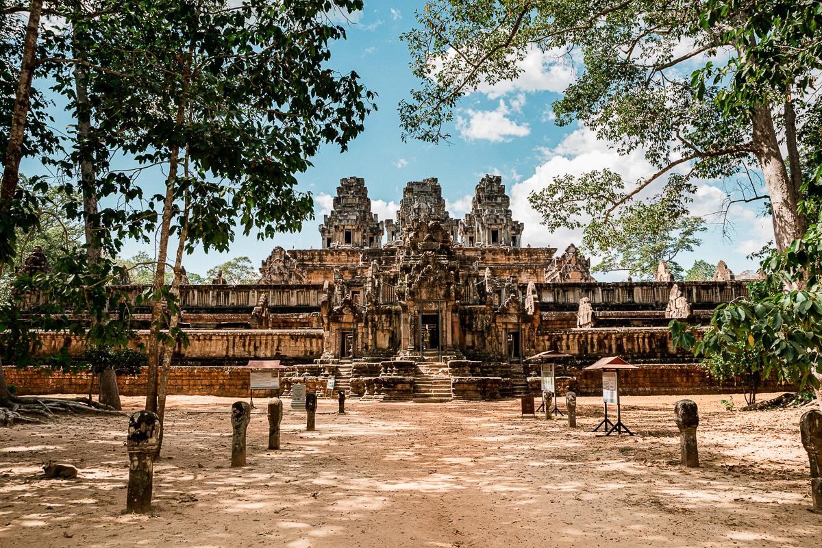 Angkor Wat und die lachenden Gesichter Kambodschas 49