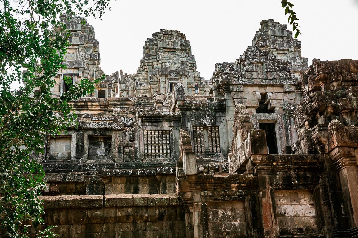 Angkor Wat und die lachenden Gesichter Kambodschas 46