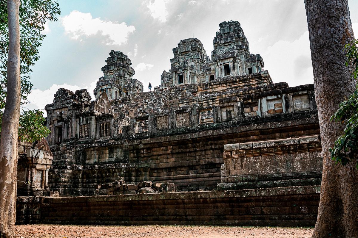 Angkor Wat und die lachenden Gesichter Kambodschas 45