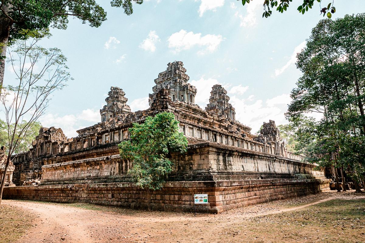 Angkor Wat und die lachenden Gesichter Kambodschas 44