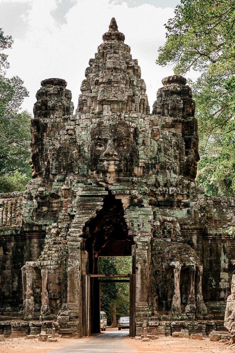 Angkor Wat und die lachenden Gesichter Kambodschas 10