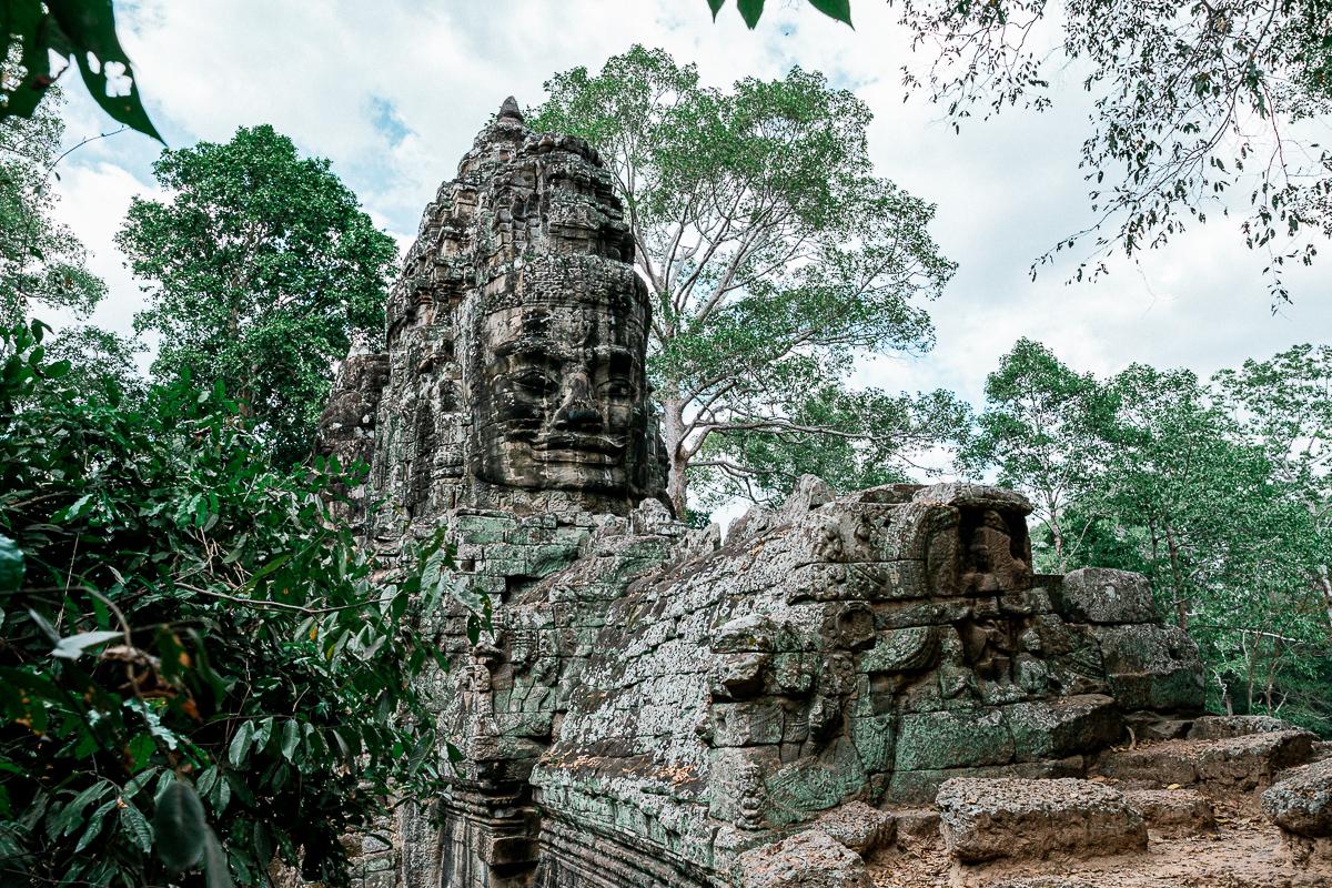Angkor Wat und die lachenden Gesichter Kambodschas 12